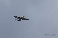 Vought F4U Corsair-48 (Clubber_Lang) Tags: airshow corsair farnborough f4u vought fia2016