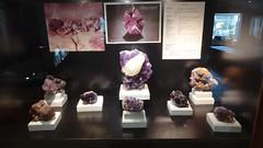 Amethyst Display, Kristall Galerie, Swakopmund, Namibia (dannymfoster) Tags: africa namibia skeletoncoast swakopmund kristallgalerie display amethyst