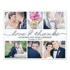 (Lovely Writing Wedding Photo Thank You Card White) #CollageThankYou, #CuteThankYou, #ElegantThankYou, #ModernThankYou, #ModernWeddingThankYou, #PhotoThankYou, #ThankYou, #Wedding, #WeddingPhotoThankYou, #WeddingThankYou is available on Custom Unique Wedd (CustomWeddingInvitations) Tags: lovely writing wedding photo thank you card white collagethankyou cutethankyou elegantthankyou modernthankyou modernweddingthankyou photothankyou thankyou weddingphotothankyou weddingthankyou is available custom unique invitations store httpcustomweddinginvitationsringscakegownsanniversaryreceptionflowersgiftdressesshoesclothingaccessoriesinvitationsbinauralbeatsbrainwaveentrainmentcomlovelywritingweddingphotothankyoucardwhite weddinginvitation weddinginvitations