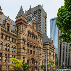 Old city hall (lucienmanshanden) Tags: oldcityhall toronto
