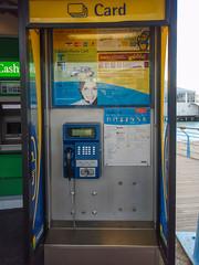 Auckland, New Zealand (gttexas) Tags: 2009 auckland cruise devonport newzealand payphone starprincess