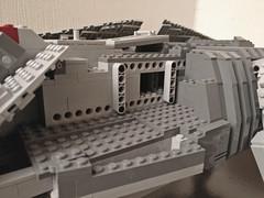 UCS AT-TE v2015 - 100% Complete (Virus') Tags: lego star wars atte walker ucs 2015 2016