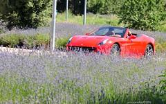 CaliT (jansolanellas) Tags: ferrari ferraricalifornia california turbo californiat calit v8 v8t rosso scuderia corsa red nikon d300s dslr 18200mm