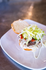 LewisBork Burgers (5 of 7) (Spencer Pernikoff) Tags: burgers food nikon d750