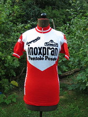 Inoxpran Team Jersey 1980 (akimbo71) Tags: maglia maillot cycling jersey fahrradtrikot
