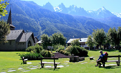 Haute Route - 2 (Claudia C. Graf) Tags: switzerland hauteroute walkershauteroute mountains hiking