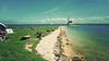 P1040721hsvf (hans hoeben) Tags: awarmdayatmarkenlighthouse markenholland marken lighthouse holland island former warm day light house ijsselmeer afsluitdijk summer august 2016 panasonic lx 3 lumix
