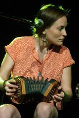 Lynched (2016) 05 - Radie Peat (KM's Live Music shots) Tags: folkmusic ireland irishfolk lynched radiepeat angloconcertina concertina sidmouthfolkweek hamconcertmarquee