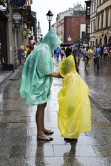 Mother and daughter (nicoletta.corbella) Tags: son mother daughter family rain poland love people explore adventure