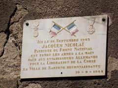 Sart: souvenir de guerre (vincentello) Tags: sart sartene mmorial guerre corse corsica jacquesnicola