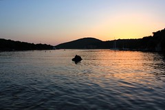 Bella Vraka (elina.tsamigos) Tags: bella vraka love greece syvota sivota grece grecia greek sea seaview seaporn sunset soleil sun beach plage summer holidays