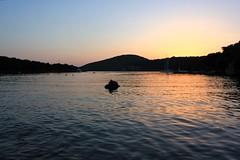 Bella Vraka (elina.tsamigos) Tags: bella vraka love greece syvota sivota grece grecia greek sea seaview seaporn sunset soleil sun beach plage summer holidays