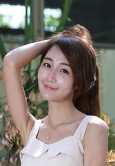DP1U6149 (c0466art) Tags: lovely cute pretty university taiwan girl  beautiful eyes figure slim long hair sweet smile nextdoor kind charming gorgeous out door portrait light canon 1dx c0466art