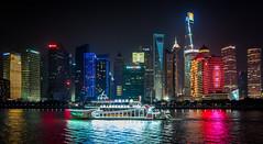 River Cruising 2 (Rob-Shanghai) Tags: shanghai china hungpu river cruise leicaq jinmao wfc skyscrapers highiso