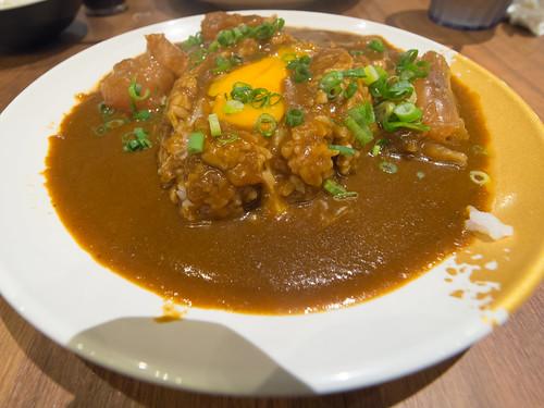 Izumi Curry咖哩-和風精燉牛筋咖哩飯