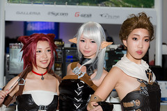 Intel -Tokyo Game Show 2016 (Makuhari, Chiba, Japan) (t-mizo) Tags: tamron90 tamron90mm tamron90mm28 tamron90mmf28 tamron90mmf28macro tamron90mmmacro tamronsp90 tamronspaf90mmf28 tamronspaf90mmf28dimacro tamronspaf90mmf28dimacro11 tamron tamronspaf90mmdimacro sp90mmf28dimacro11vcusd f017 intel  cosplay   cosplayer   tgs tgs2016 tokyogameshow tokyogameshow2016  2016 makuhari chiba    mihama  makuharimesse     campaigngirl showgirl  companion person  portrait women woman girl girls canon canon5d canon5d3 5dmarkiiii 5dmark3 eos5dmarkiii eos5dmark3 eos5d3 5d3 lr lr6 lightroom6 lightroom lrcc lightroomcc  japan