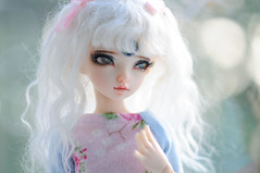 Little Lotus :D (Athena Roseanna Tse) Tags: bjd balljointeddoll doll abjd fairyland minifee mnf luka lotus
