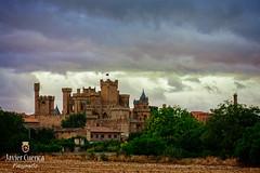 Olite.Navarra.Espaa. (FJcuenca) Tags: navarra palacioreal spain canoneos40d castillo castle espagna espaa fjcuenca javiercuencamuoz olite spanien tamrom18270 es