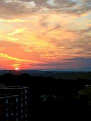 Pixel peeping - crop of Sunrise series - TBINGEN -  Nikon  D5100 - HDR postprocessing (eagle1effi) Tags: test verriss pixelpeeping nikond5100dslr detailscrop experiment eagle1effi sensor apsc dx dxkamera