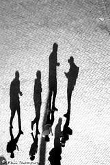 Group shadows (thompson.phil70) Tags: sydney street philthompson 2016 nikon d60 circular quay