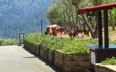 IMG_3751 (kz1000ps) Tags: tour2016 california sanfrancisco bayarea saratoga mountainwinery vineyard siliconvalley aerial vista skyline tractor america unitedstates usa scenery landscape