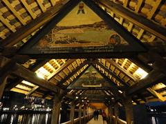 Paintings on wood (2) (mjtmsch74) Tags: kapellbrcke chapelbridge luzern lucerne