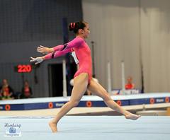 Deutsche Meisterschaft im Kunstturnen 2016  (78) (Enjoy my pixel.... :-)) Tags: sport turnen alsterdorfersporthalle hamburg 2016 deutschemeisterschaft dtb gymnastik gymnastic girl woman sexy pretty deutschland