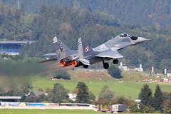 Airpower 2016 (boguslaw_pogoda) Tags: airpower zeltweg austria styria judenburg air show airshow display polish force poland mig29 mikoyan gurevich mikoyangurevich mig29a 105 plane fighter spotting planespotting loxz