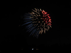 DSCN2990 (Yoru Tsukino) Tags: fireworks canada day 2016 night fire colorful colourful annual yearly