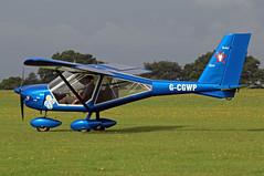 G-CGWP (wiltshirespotter) Tags: laarally laa laa2016 sywell aeroprakt a22 foxbat