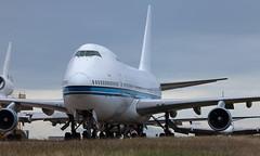B747 | N309TD | MSE | 20110610 (Wally.H) Tags: boeing 747 boeing747 b747 n309td mse egmh manston exkuwaitairways ex9kadd