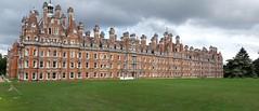 Royal Holloway Founder's building, University of London, Egham (Pjposullivan1) Tags: royalholloway universityoflondon egham