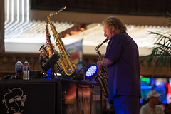 The Sax Player (Jose Matutina) Tags: fremont lasvegas music musician nevada night player sax saxophone sel85f14gm sonya7ii street trip unitedstates