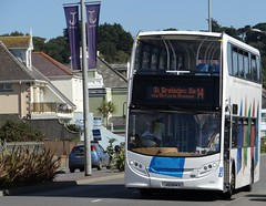 Libertybus 606 (Coco the Jerzee Busman) Tags: ct plus libertybus coach jersey uk channel islands hct group