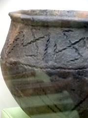 Bronze Age Pot with Swastikas, Ukraine (CultureWise) Tags: swastika ukraine archaeology ancientgreek symbols bronzeage medieval