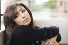 sincerely #2 (marco monetti) Tags: nikond610nikonafs85mmf18g portrait ritratto prettygirl beauty beautiful bellaragazza balcony terrace terrazzo balcone eyes occhi people persone