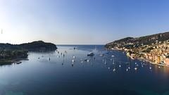 Morning at sea ! (Claude Jenkins) Tags: frenchriviera ctedazur villefranche port harbour baie bay nikon d750 bateaux ships sail