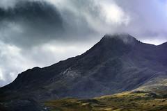 Sgrr nan Gillean (Chris..Miles) Tags: sgrrnangillean cuillin blackcuillin isleofskye mountain squall rock clouds