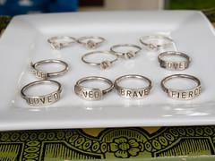 Jewelry by Jaccalyn Korv, A Simple Sparrow (marketkim) Tags: jewelry product eugene oregon saturdaymarket festival artfair eugenesaturdaymarket artfestival