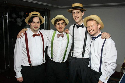 Male Quartette Singers