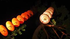 Echoes (Sam-in-Japan) Tags: autumn fall festival lights candles fairy parasol lanterns mystical beppu oitaken sentoumyou