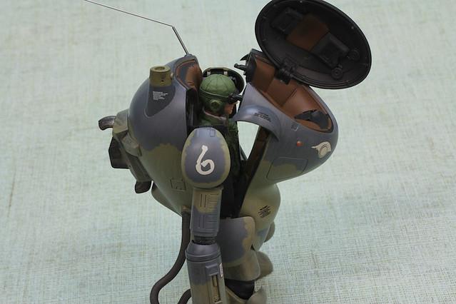 千值練 - 1/16 Action Model Ma.K S.A.F.S. 04