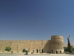 Arg-e Karim Khan Khane Fort Fortress Citadel Zitadelle Shiraz (hn.) Tags: tower wall fort citadel brickwall shiraz arg turm fortress shohada mauer zitadelle fars karimkhan ziegelmauer bricktower citadelofkarimkhan argekarimkhan farsprovince shohadasquare argofkarimkhan ziegelturm karimkhane