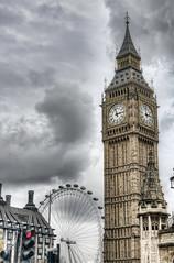 Elizabeth Tower, London (IFM Photographic) Tags: london westminster millenniumwheel canon londoneye bigben clocktower ferriswheel 70300mm tamron hdr palaceofwestminster davidmarks ststephenstower britishairwayslondoneye jubileegardens charlesbarry cityofwestminster tamron70300mm elizabethtower augustuswelbynorthmorepugin 450d tamron70300mmf456dildmacro malcolmcook marksparrowhawk stevenchilton nicbailey frankanatole merlinentertainmentslondoneye josvolloslo img401789tonemappeda