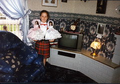 Image titled Maryanne with her Dolls, 1990s