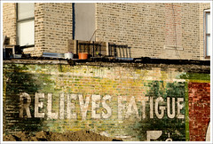 Relieves Fatigue (Andy Marfia) Tags: chicago sign iso400 ghost coke advertisement cocacola refreshing andersonville fatigue f8 11250sec 1685mm d7000