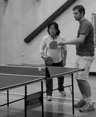 (clearbrook4) Tags: woman man pingpong stiga