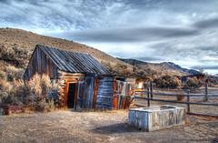 Bannack Montana ghost town (Pattys-photos) Tags: montana ghosttown hdr bannack