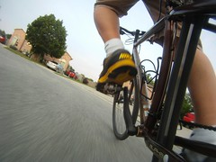 Trek 7.3 FX (Pichinte Jr.) Tags: canada bicycle trek ride spin gopro chathamkent