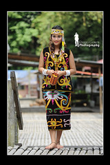 Sarawak Ethnic Costume - The Orang Ulu Series (Ringgo Gomez) Tags: 1001nights nikon80200mm flickraward flickrdiamond malaysianphotographers nikond700 perfectphotographer sarawakborneo nikonflickraward corcordians 1001nightsmagiccity flickraward5 flickrawardgallery